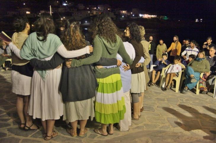 Greece - Donousa island 115 - European Music Day Festival