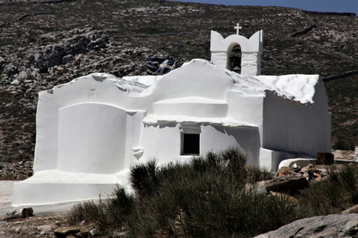 Greece - Amorgos 115 - Asfondilitis
