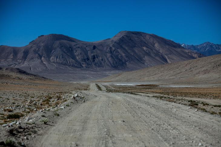 Tajikistan 116 - On the road to Bulunkul