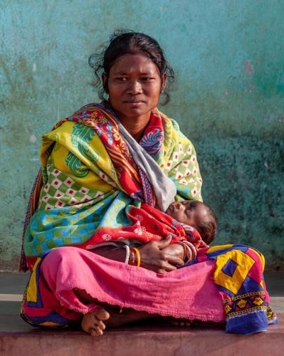 India - Odisha 117 - Desia Kondh village
