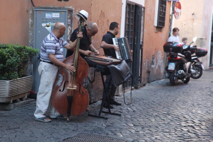 Italy - Rome 118 - Trastevere
