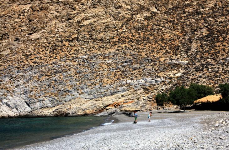 Greece - Astypalaia 118 - Vatses beach