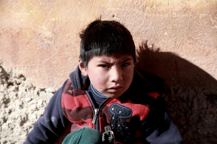 Bolivia - Itinerary Sur Lipez-Tupiza 118 / Quetena Chico
