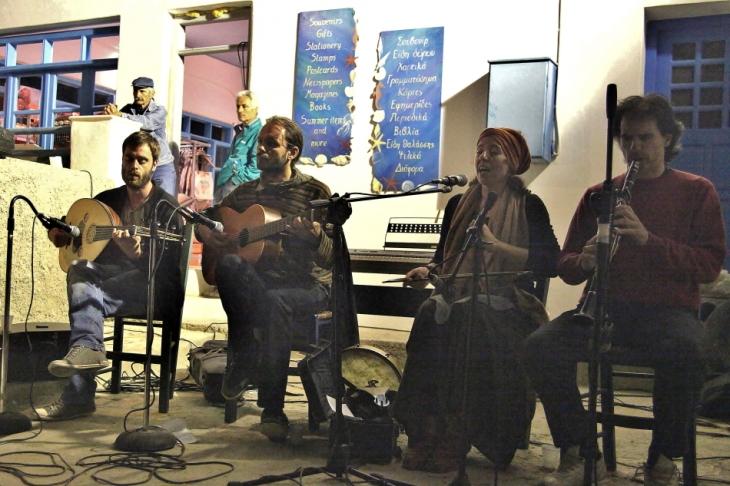 Greece - Donousa island 119 - European Music Day Festival