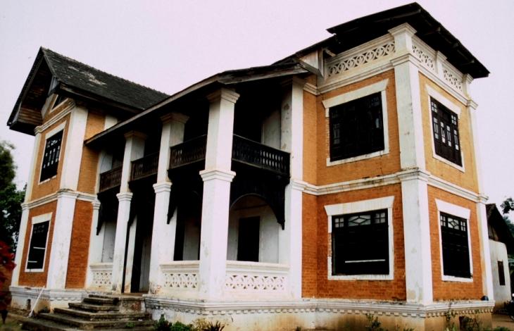 Myanmar - Golden Triangle 149 - Kentung