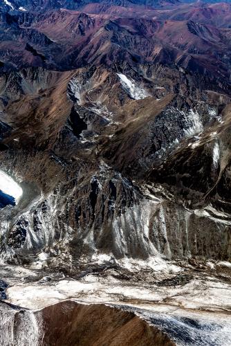 Kyrgyzstan - Osh 119 - Flight to Bishkek