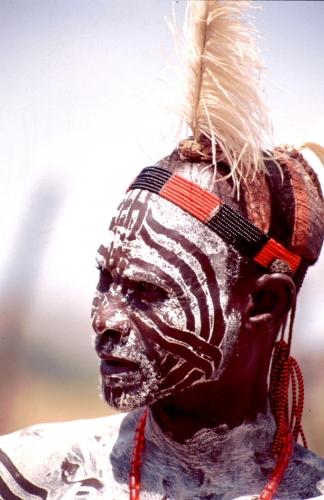 Ethiopia - South 161 - Karo tribe