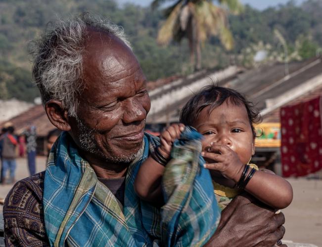 India - Odisha 120 - Desia Kondh village