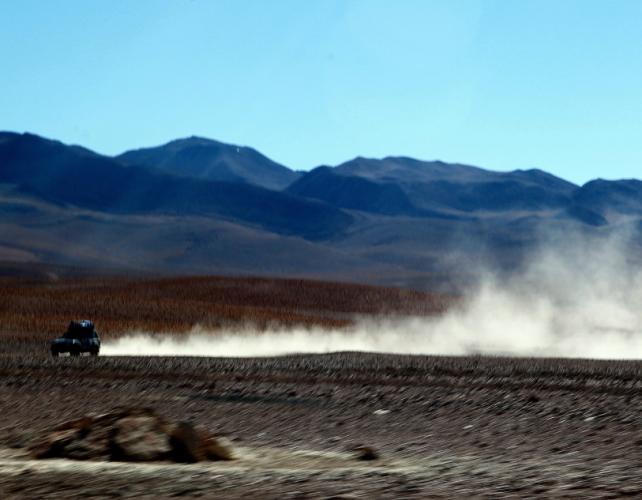 Bolivia - Itinerary Sur Lipez-Tupiza 121 / On the road to San Antonio