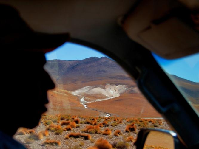 Bolivia - Itinerary Sur Lipez-Tupiza 122 / On the road to San Antonio