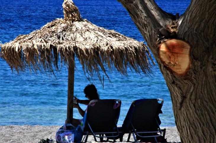 Greece - Astypalaia 123 - Vatses beach