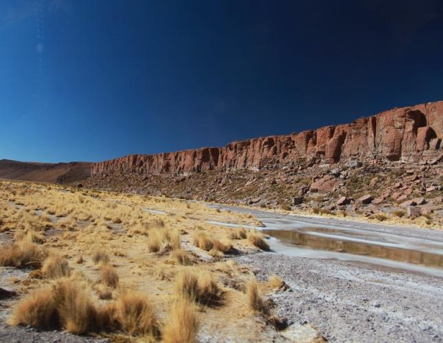 Bolivia - Itinerary Sur Lipez-Tupiza 123 / On the road to San Antonio