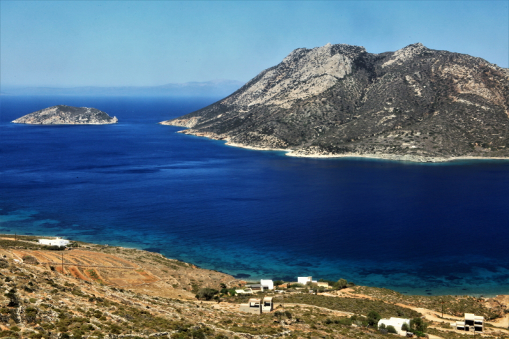 Greece - Amorgos 124 - On the road
