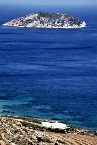 Greece - Amorgos 125 - On the road