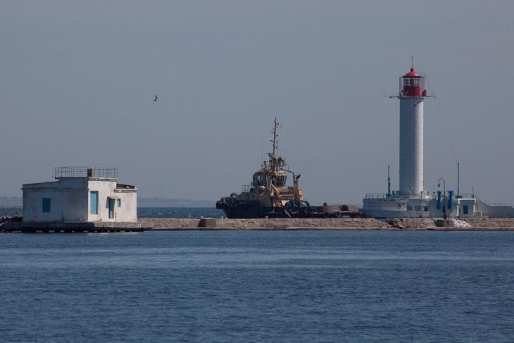 Ukraine - Odessa 126 - The port
