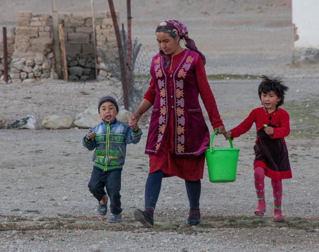 Tajikistan 125 - Shaymak