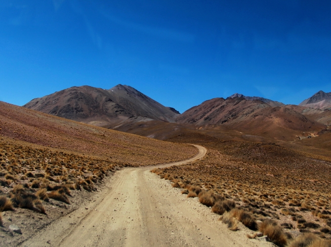Bolivia - Itinerary Sur Lipez-Tupiza 126 / On the road to San Antonio