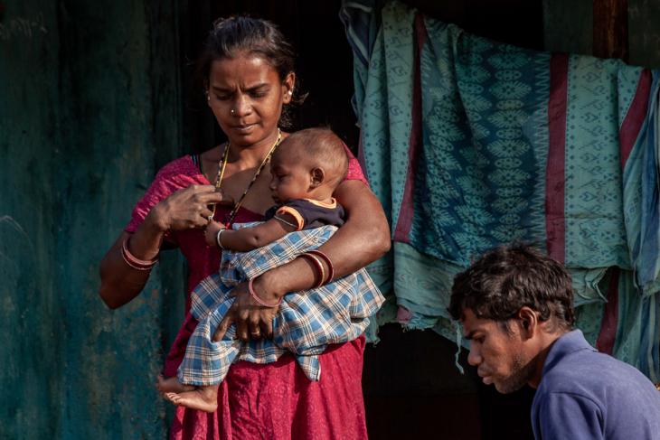 India - Odisha 127 - Desia Kondh village
