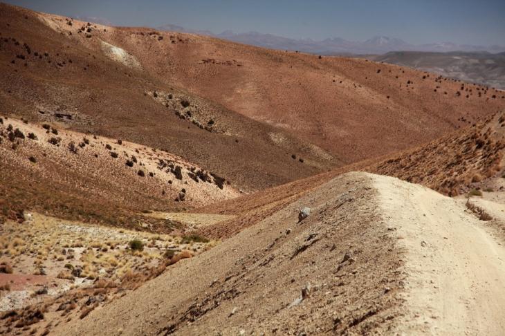 Bolivia - Itinerary Sur Lipez-Tupiza 127 / On the road to San Antonio
