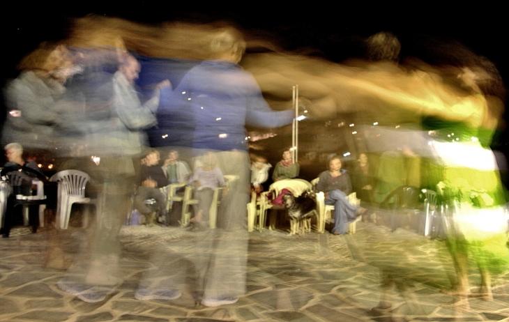 Greece - Donousa island 129 - European Music Day Festival