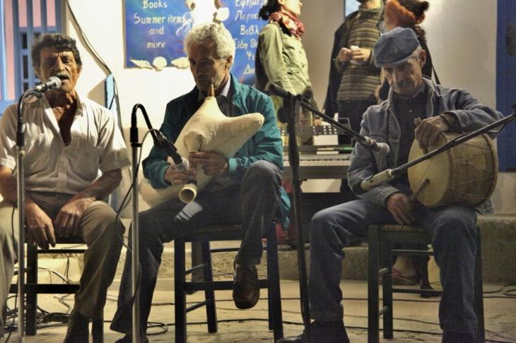 Greece - Donousa island 132 - European Music Day Festival