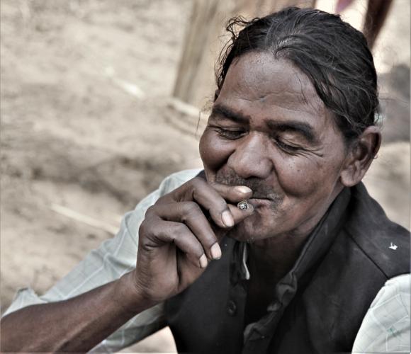 India - Chhattisgarh 132 - Dandami Maria village on the road to Jagdalpur