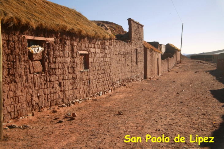 Bolivia - Itinerary Sur Lipez-Tupiza 134 / San Pablo
