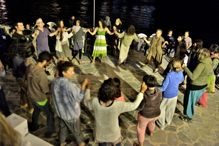 Greece - Donousa island 135 - European Music Day Festival