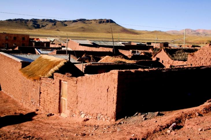 Bolivia - Itinerary Sur Lipez-Tupiza 135 / San Pablo