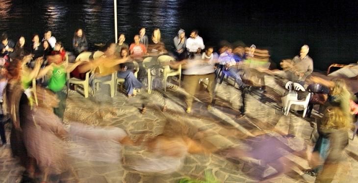 Greece - Donousa island 136 - European Music Day Festival