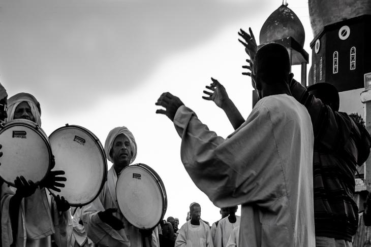 Sudan - Dervish ceremony 019