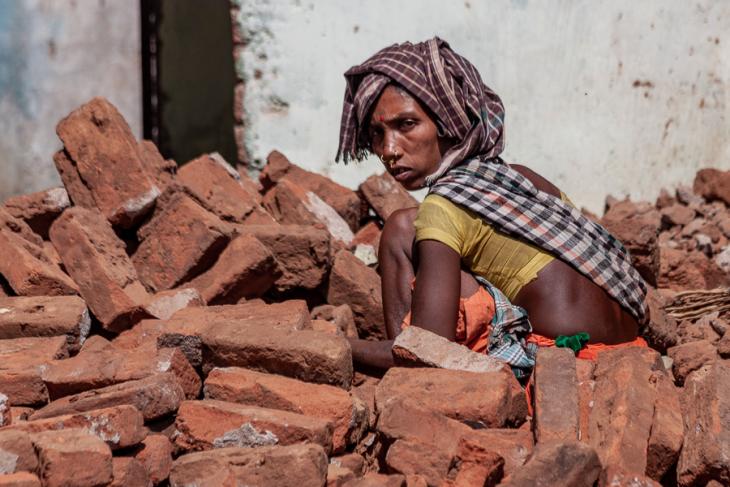 India - Odisha 136 - Desia Kondh village