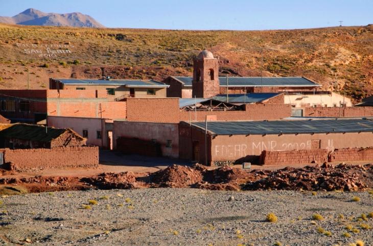 Bolivia - Itinerary Sur Lipez-Tupiza 137 / San Pablo