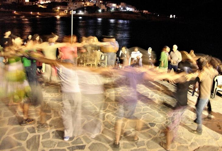 Greece - Donousa island 138 - European Music Day Festival