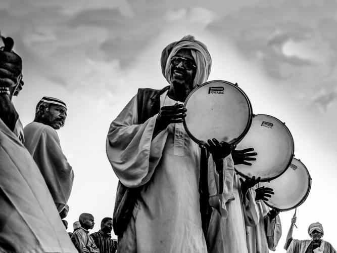 Sudan - Dervish ceremony 021