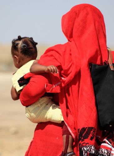 Sudan - Kassala 138 - On the road back to Khartoum