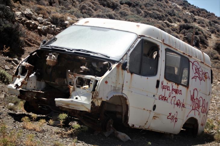 Greece - Astypalaia 139 - On the road to Kaminakia