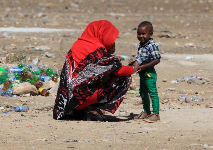 Sudan - Kassala 139 - On the road back to Khartoum