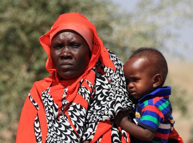 Sudan - Kassala 140 - On the road back to Khartoum
