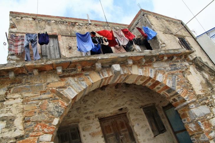 Greece - Amorgos 143 - Langada village