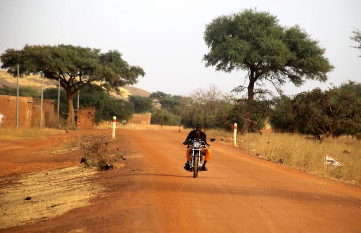 Burkina Faso 063 - On the way to Djibo