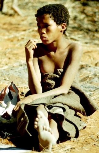 Namibia - Bushmen 014