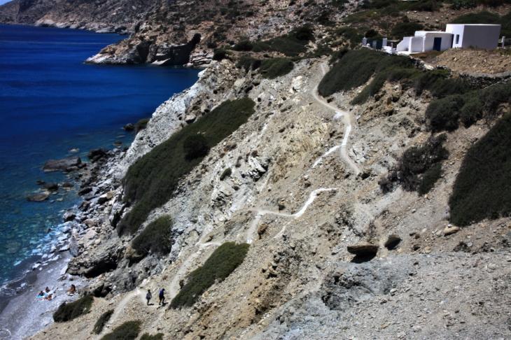 Greece - Amorgos 150 - Mouros beach