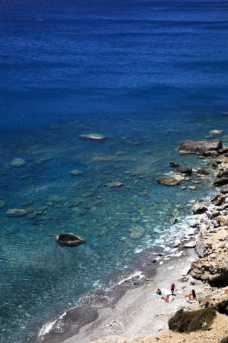Greece - Amorgos 151 - Mouros beach