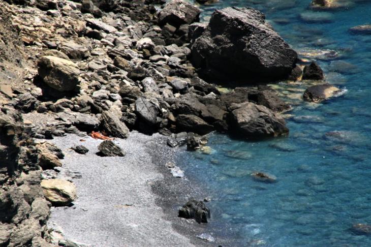 Greece - Amorgos 152 - Mouros beach