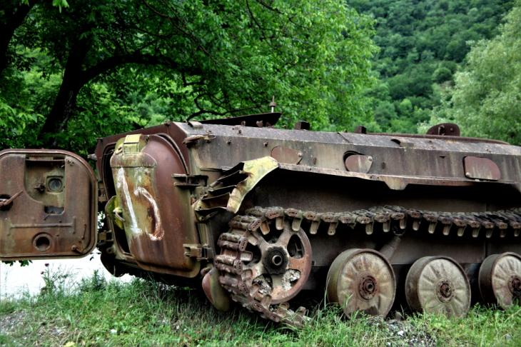 Nagorno Karabakh 152 - Dadivank