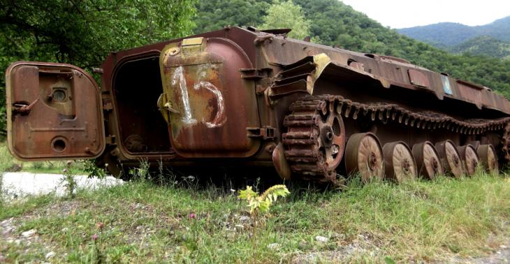 Nagorno Karabakh 155 - Dadivank
