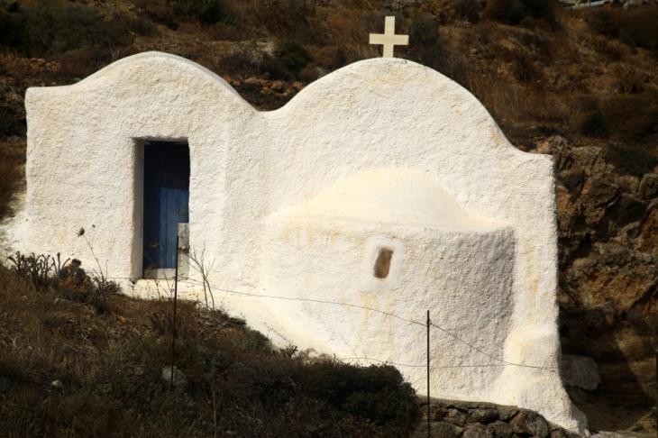 Greece - Anafi 157 - North