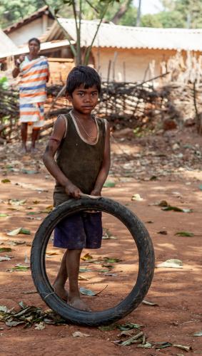 India - Odisha 165 - Gadava village