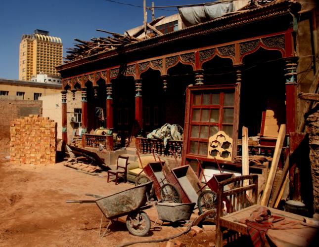 China - Xinjang 165 - Kashgar